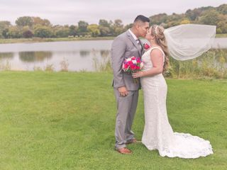 The wedding of Anthony and Melissa
