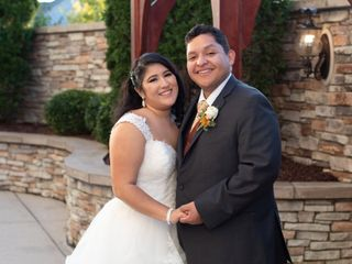 The wedding of Hector and Melina 3