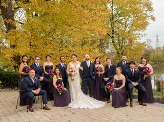 The wedding of Tarra and Patrick 3