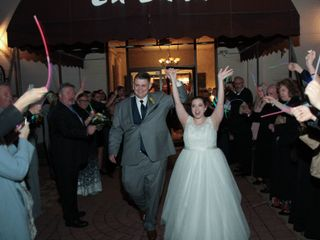 The wedding of Jonna and Joe 1