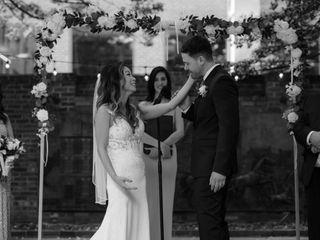 The wedding of Deedi and Jesse 1