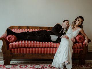 The wedding of Deedi and Jesse