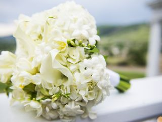 The wedding of Joel and Trish 2