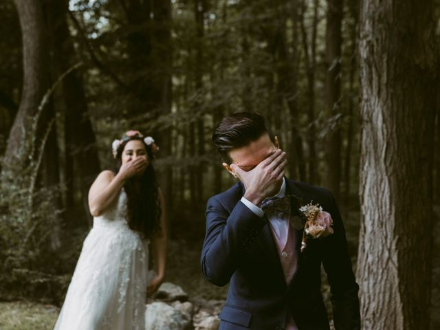 Melba and Aimee's Wedding in Cold Spring, New York 11