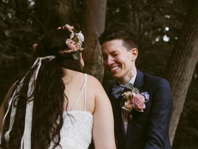 Melba and Aimee's Wedding in Cold Spring, New York 14