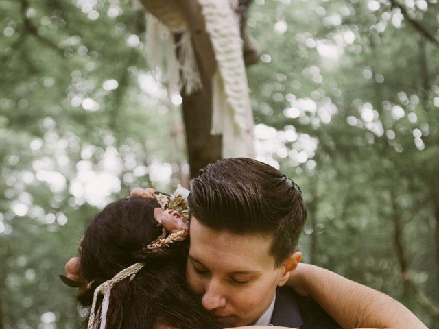 Melba and Aimee's Wedding in Cold Spring, New York 19