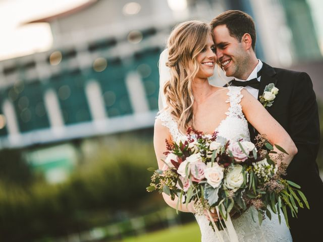 Kali and Ryan's Wedding in Charlotte, North Carolina 1