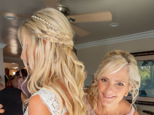 Zach and Ashley's Wedding in San Clemente, California 4