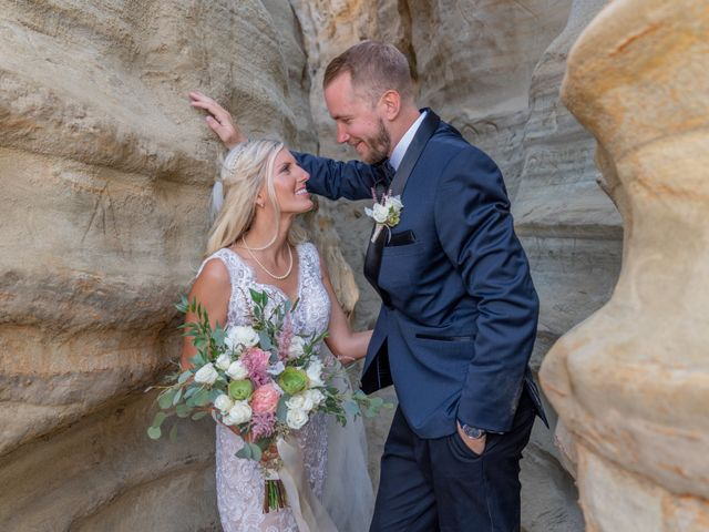 Zach and Ashley's Wedding in San Clemente, California 16