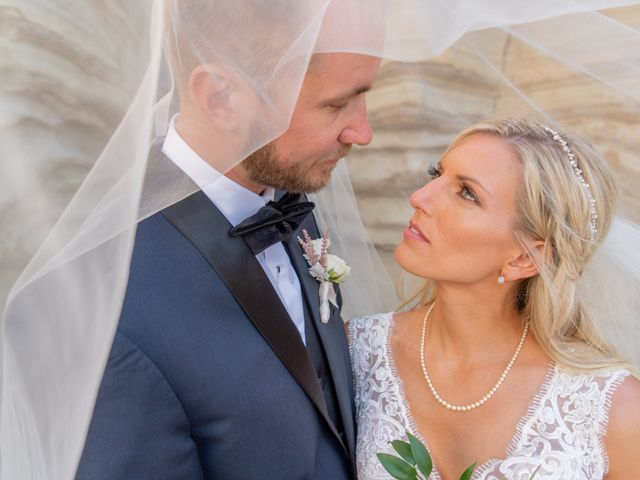 Zach and Ashley's Wedding in San Clemente, California 17