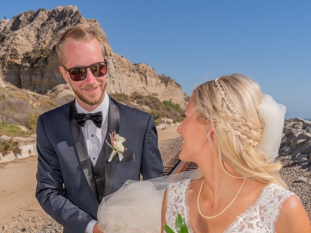 Zach and Ashley's Wedding in San Clemente, California 18