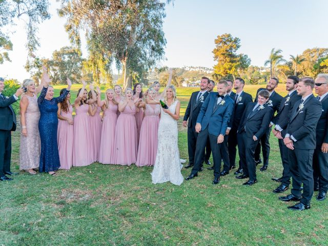 Zach and Ashley's Wedding in San Clemente, California 19