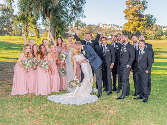 Zach and Ashley's Wedding in San Clemente, California 21
