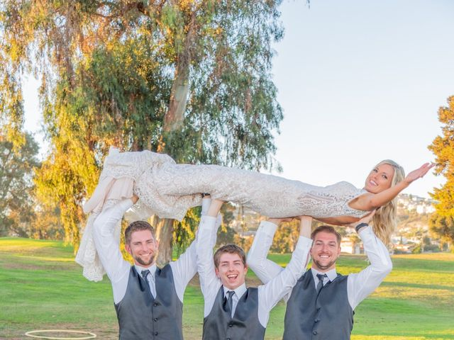 Zach and Ashley's Wedding in San Clemente, California 22