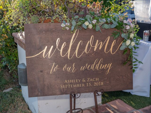 Zach and Ashley's Wedding in San Clemente, California 25
