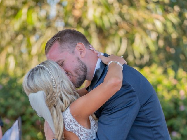 Zach and Ashley's Wedding in San Clemente, California 27
