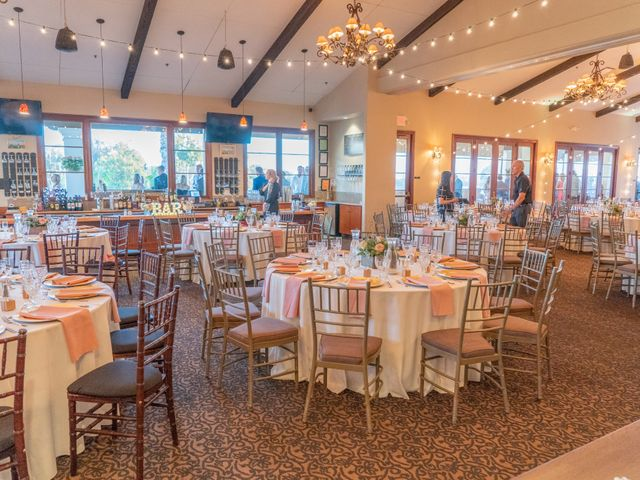 Zach and Ashley's Wedding in San Clemente, California 28