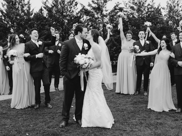 Braden and Viona's Wedding in Dallas, Texas 4