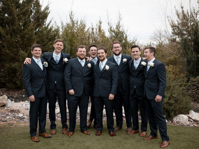 Braden and Viona's Wedding in Dallas, Texas 48