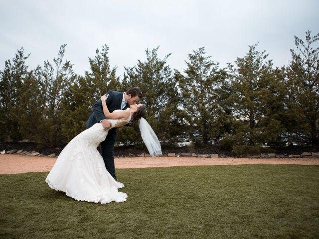 The wedding of Viona and Braden