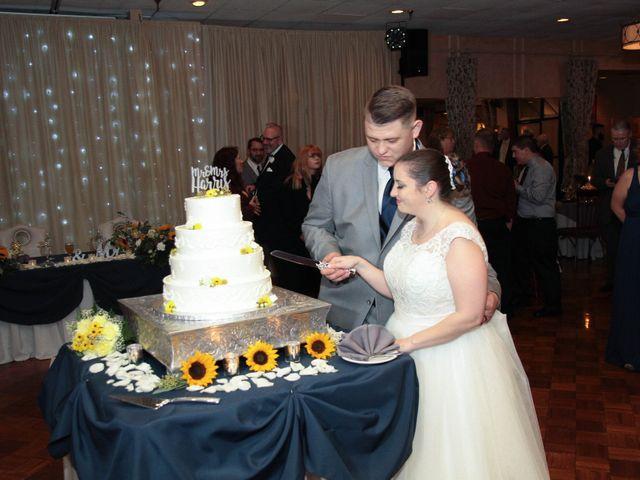 Joe and Jonna's Wedding in Bensalem, Pennsylvania 18