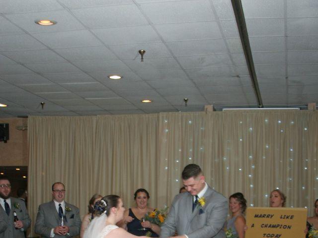 Joe and Jonna's Wedding in Bensalem, Pennsylvania 20