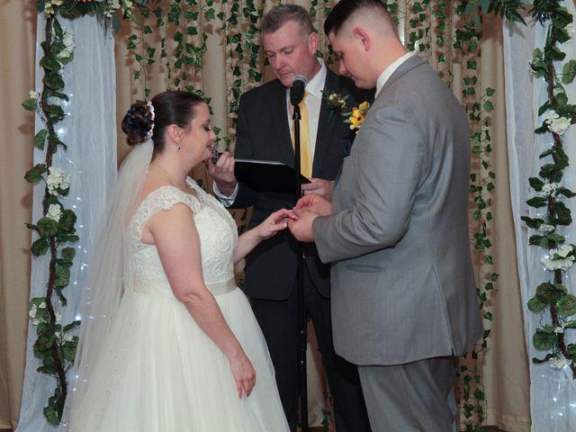 Joe and Jonna's Wedding in Bensalem, Pennsylvania 4