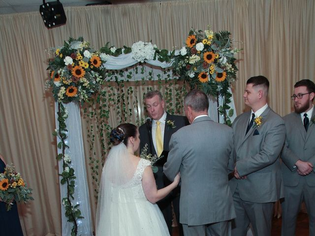 Joe and Jonna's Wedding in Bensalem, Pennsylvania 9