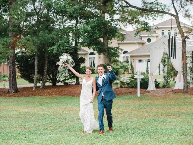Jason and Krista's Wedding in Havelock, North Carolina 13