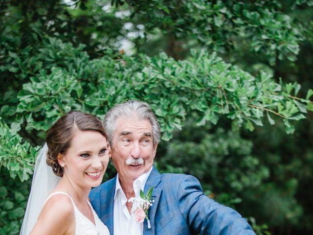Jason and Krista's Wedding in Havelock, North Carolina 16