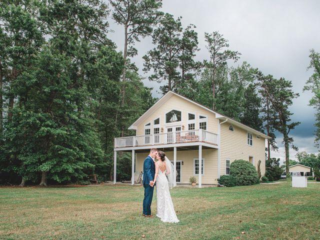 Jason and Krista's Wedding in Havelock, North Carolina 18