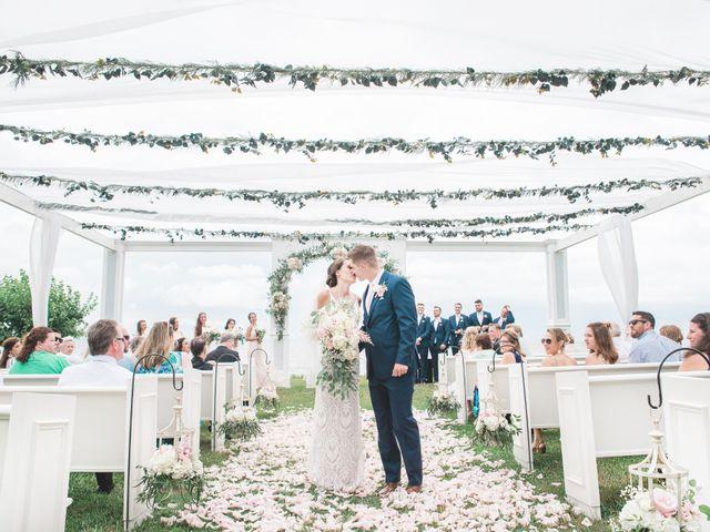 Jason and Krista's Wedding in Havelock, North Carolina 19