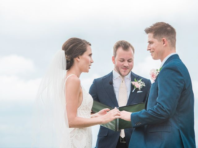 Jason and Krista's Wedding in Havelock, North Carolina 22