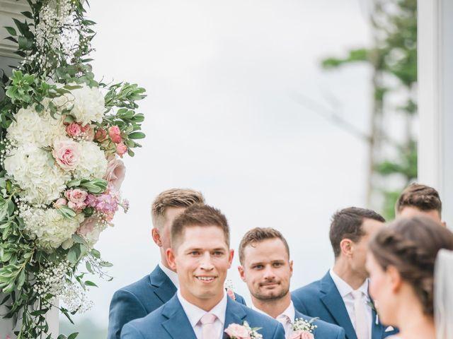 Jason and Krista's Wedding in Havelock, North Carolina 26