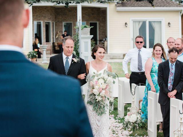 Jason and Krista's Wedding in Havelock, North Carolina 27