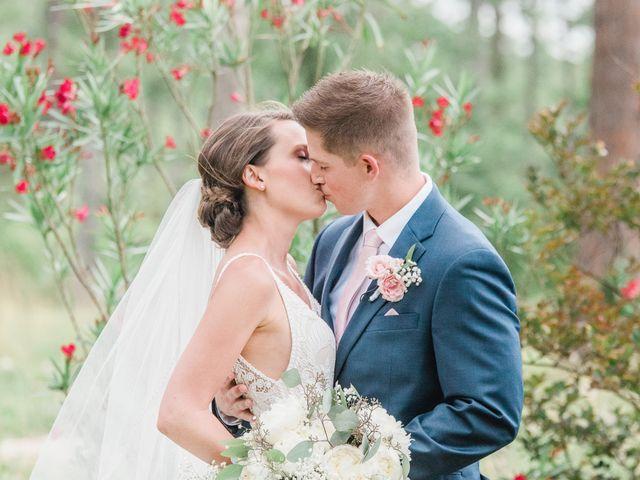 Jason and Krista's Wedding in Havelock, North Carolina 29