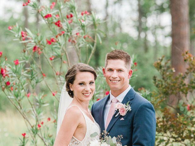 Jason and Krista's Wedding in Havelock, North Carolina 30