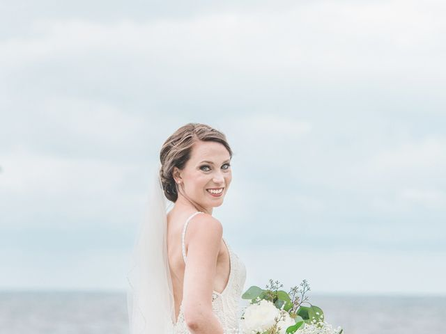Jason and Krista's Wedding in Havelock, North Carolina 31