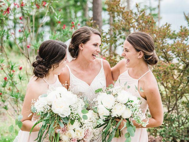 Jason and Krista's Wedding in Havelock, North Carolina 35