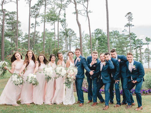 Jason and Krista's Wedding in Havelock, North Carolina 37