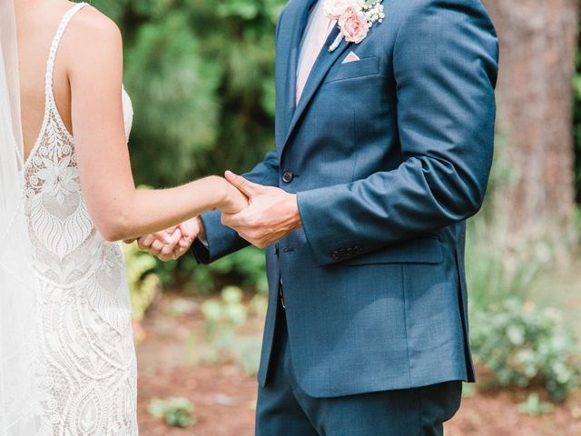 Jason and Krista's Wedding in Havelock, North Carolina 40