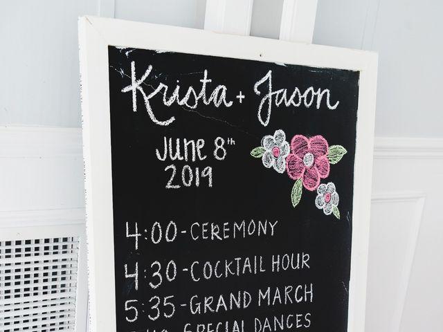 Jason and Krista's Wedding in Havelock, North Carolina 48
