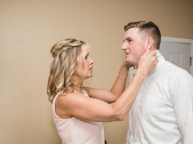 Jason and Krista's Wedding in Havelock, North Carolina 73