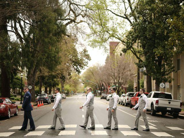 Justin and Korrina's Wedding in Sacramento, California 1