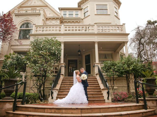 Justin and Korrina's Wedding in Sacramento, California 4