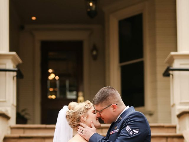 Justin and Korrina's Wedding in Sacramento, California 5