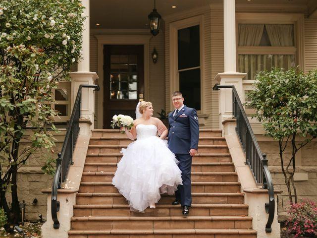 Justin and Korrina's Wedding in Sacramento, California 6