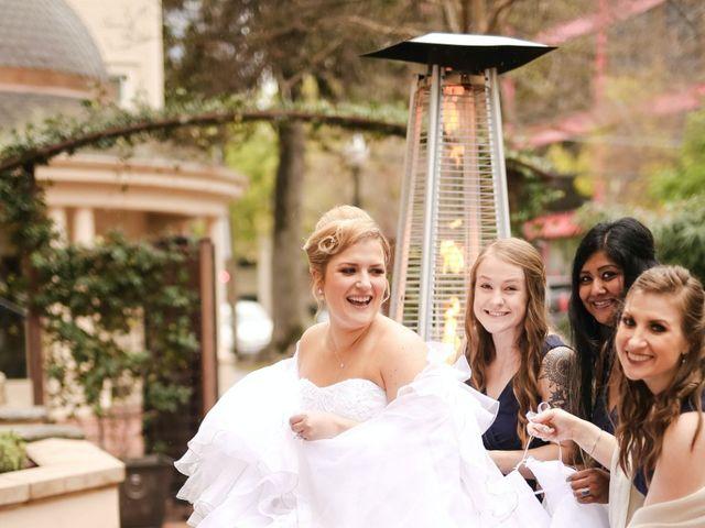 Justin and Korrina's Wedding in Sacramento, California 9