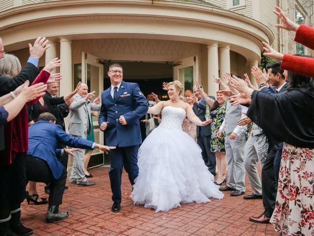 Justin and Korrina's Wedding in Sacramento, California 17