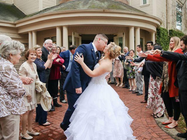 Justin and Korrina's Wedding in Sacramento, California 18